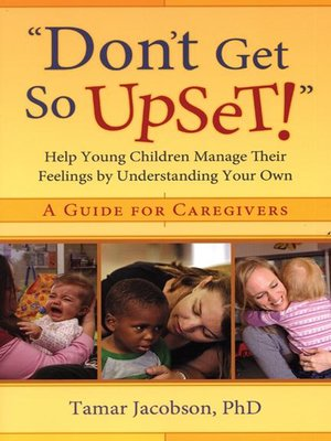 "cover image of ""Don't Get So Upset!"""