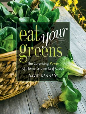 cover image of Eat Your Greens