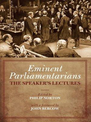 cover image of Eminent Parliamentarians