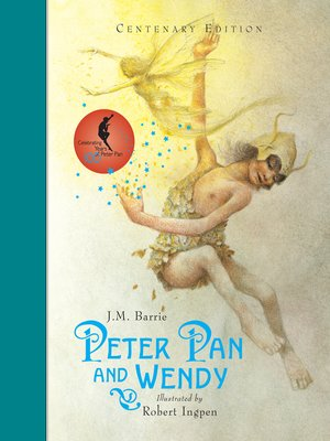 cover image of Peter Pan & Wendy