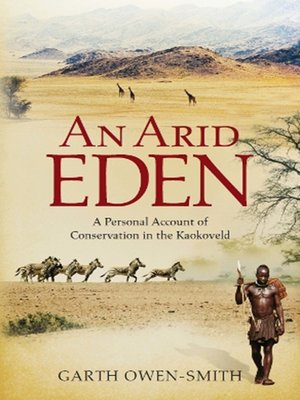 cover image of An Arid Eden