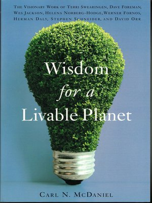 cover image of Wisdom for a Livable Planet