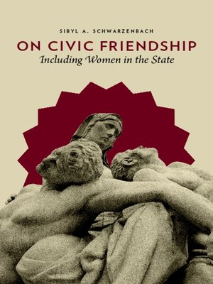 cover image of On Civic Friendship