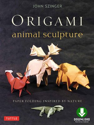 cover image of Origami Animal Sculpture