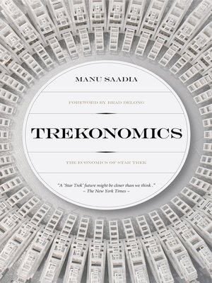 cover image of Trekonomics
