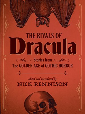 cover image of The Rivals of Dracula