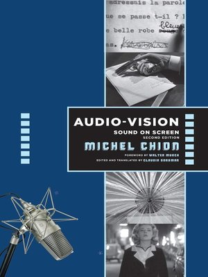 cover image of Audio-Vision