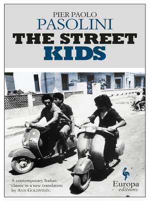 cover image of The Street Kids