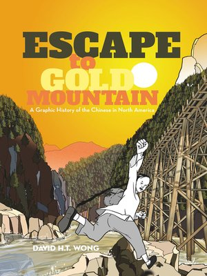 cover image of Escape to Gold Mountain