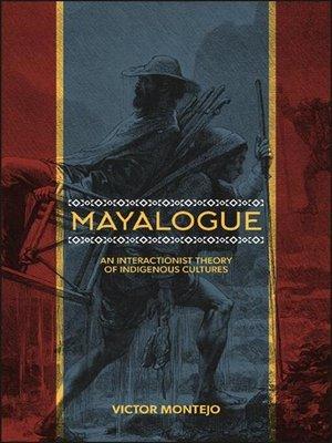 cover image of Mayalogue