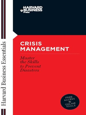 cover image of Crisis Management
