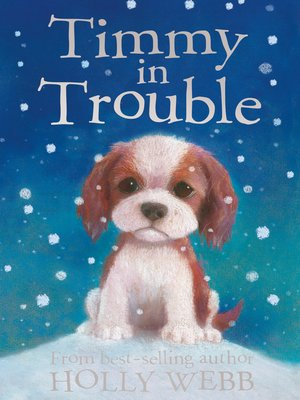 cover image of Timmy in Trouble