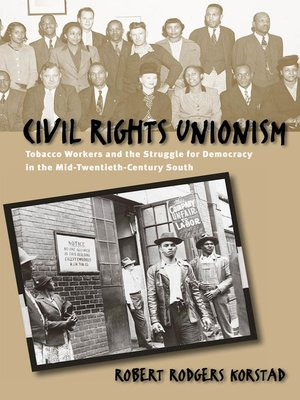 cover image of Civil Rights Unionism