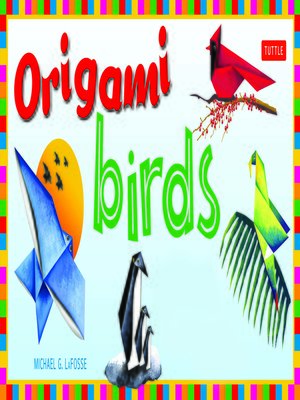 cover image of Origami Birds
