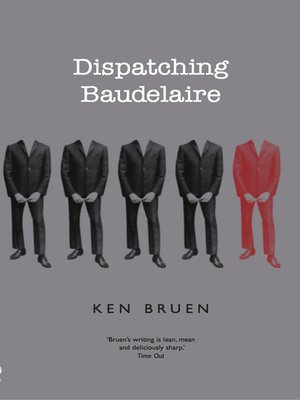 cover image of Dispatching Baudelaire