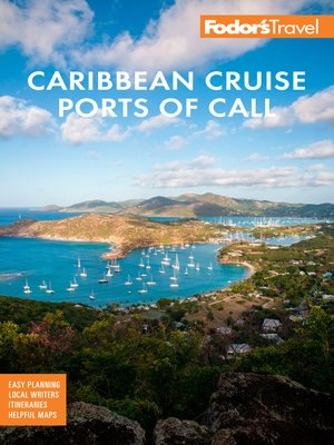 cover image of Fodor's Caribbean Cruise Ports of Call