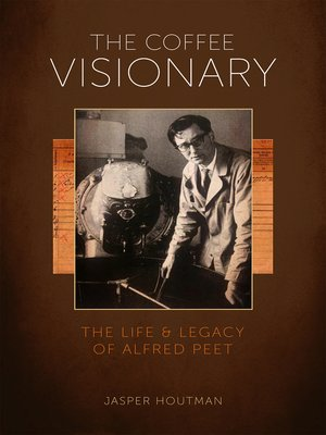 cover image of The Coffee Visionary