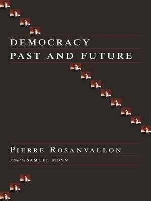 cover image of Democracy Past and Future