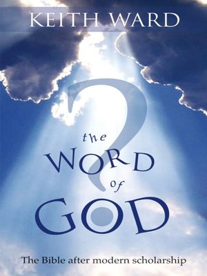 cover image of The Word of God?