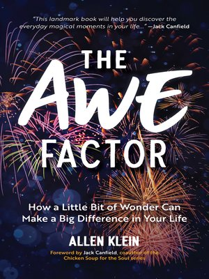 cover image of The Awe Factor