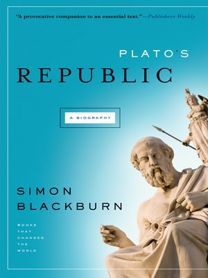 a biography of plato Buy a cheap copy of platos republic: a biography book by simon blackburn plato is perhaps the most significant philosopher who ever lived and the republic, composed in athens in about 375.