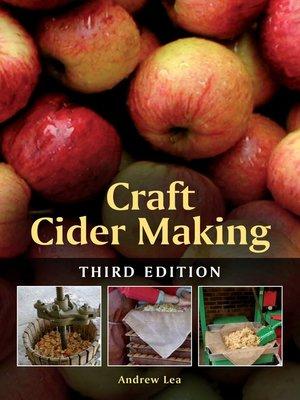 cover image of Craft Cider Making