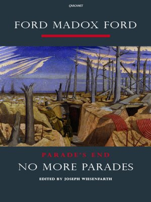 cover image of Parade's End Volume II