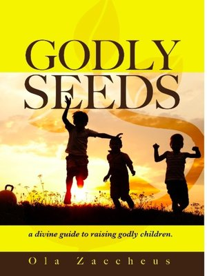 cover image of Godly Seeds