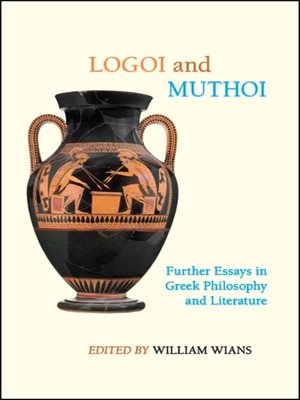 cover image of Logoi and Muthoi