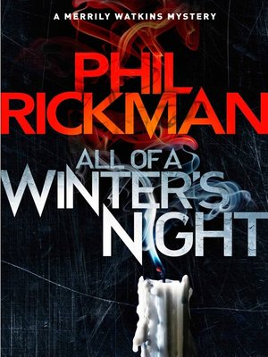 cover image of All of a Winter's Night