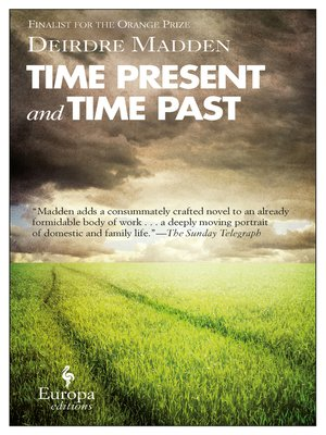 cover image of Time Present, and Time Past