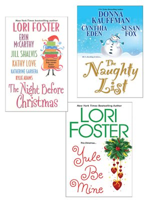 cover image of The Naughty List Bundle with the Night Before Christmas & Yule Be Mine