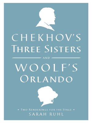 cover image of Chekhov's Three Sisters and Woolf's Orlando