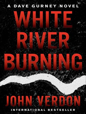 cover image of White River Burning