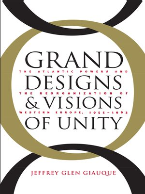 cover image of Grand Designs and Visions of Unity