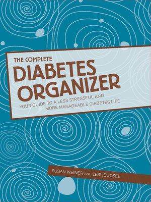 cover image of The Complete Diabetes Organizer