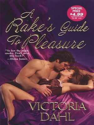 cover image of A Rake's Guide to Pleasure