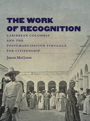 cover image of The Work of Recognition