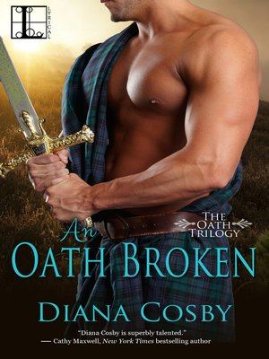 cover image of An Oath Broken