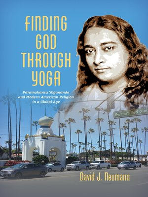 cover image of Finding God through Yoga