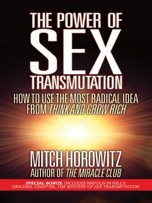 cover image of The Power of Sex Transmutation