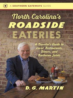 cover image of North Carolina's Roadside Eateries