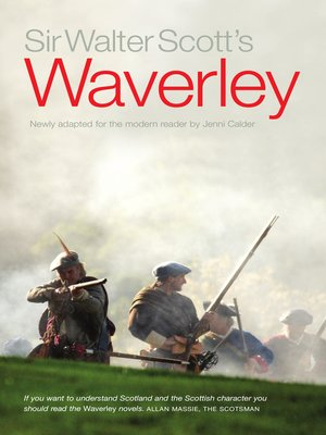 cover image of Sir Walter Scott's Waverley