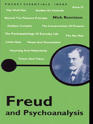 cover image of Freud and Psychoanalysis
