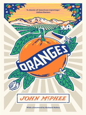 cover image of Oranges