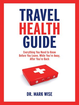 cover image of Travel Health Guide