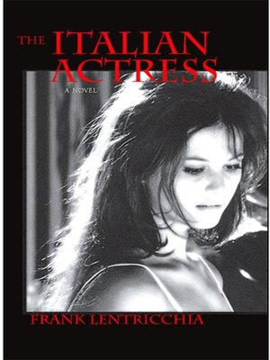 cover image of The Italian Actress
