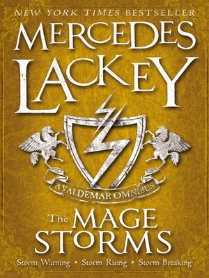 cover image of The Mage Storms