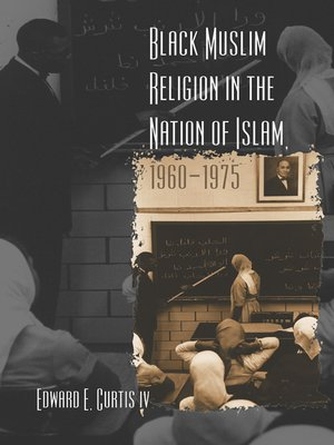 cover image of Black Muslim Religion in the Nation of Islam, 1960-1975