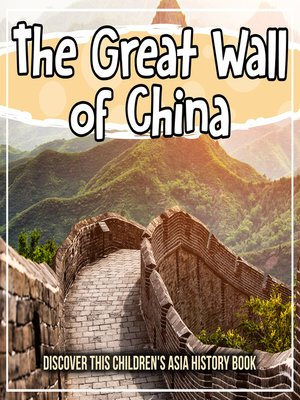 cover image of The Great Wall of China